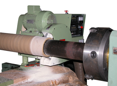 Grinding Attachment in Lathe