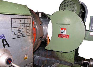 Lathe Grinding Attachment