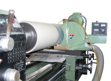 Rubber Roll Grinding